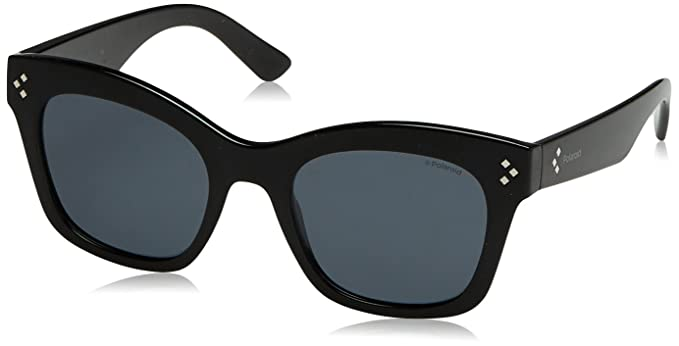 Polaroid Mujer PLD 4039/S Y2 D28 51 Gafas de sol, Negro (Shiny