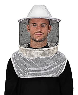 Humble Bee 220 Aerated Beekeeping Veil with Round Hat