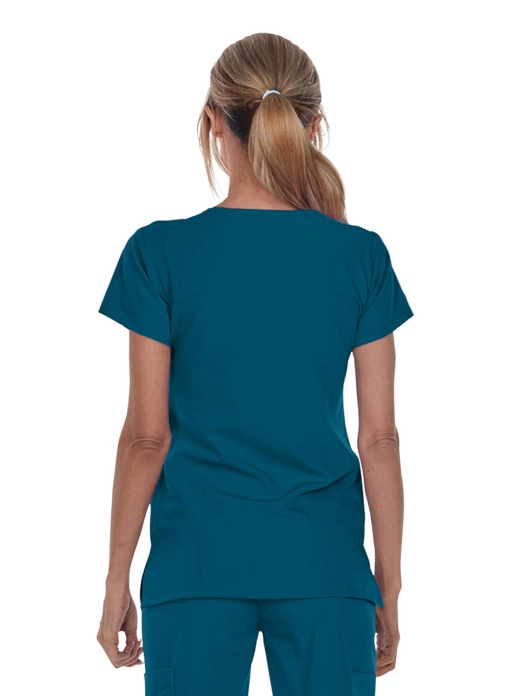 Amazon.com: Grey's Anatomy Signature 2121 Women's Two Pocket Scrub Top:  Clothing