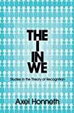 img - for The I in We: Studies in the Theory of Recognition book / textbook / text book