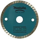 8 wet cutting blade - Makita 724950-8D 3-3/8-Inch Wet Cutting Diamond Saw Blade with 15-Millimeter Arbor for Cutting Stone or Masonry