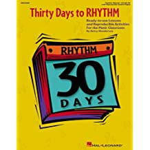 Thirty Days to Rhythm: Teacher's Manual
