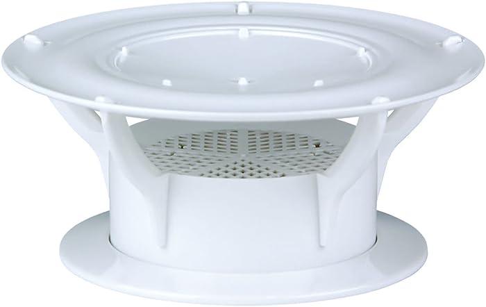 Lippert Components 389381 White 360 Siphon Roof Vent Cap (Gen 2)