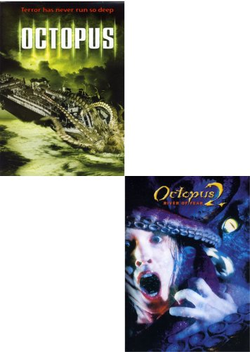 Octopus / Octopus 2: River of Fear (2 pack)