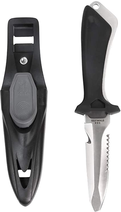 Amazon.com: XS Scuba Rook cuchillo de buceo: Sports & Outdoors