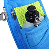 TRIWONDER BPA-Free Leak-Proof Water Bottles Running Flasks for Hydration Belt or Vest - Ideal for Running Hiking Cycling