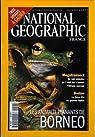 National géographic, n°13 : Les animaux planants de Bornéo par Marot