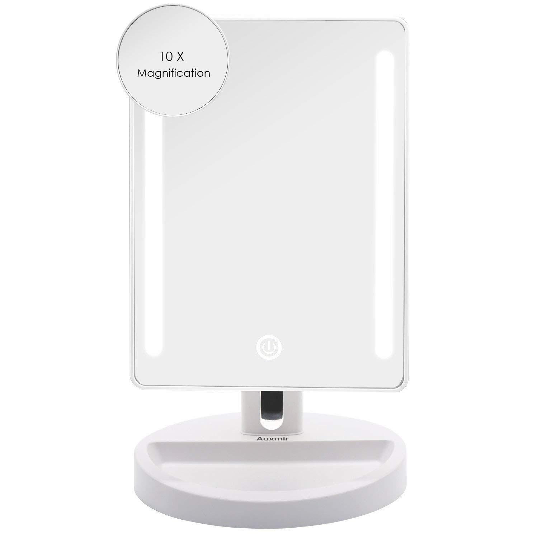 Auxmir Makeup Mirror 20 LED Lighted Vanity Mirror