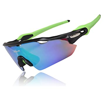 West 3 lentes intercambiables bicicleta MTB bicicleta gafas polarizadas ultravioleta a prueba de bicicleta las gafas