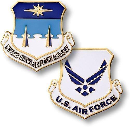 Academy Enamel - USAF Academy Enamel