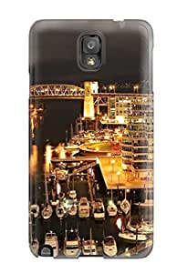 Premium Tpu Place Cover Skin For Galaxy Note 3