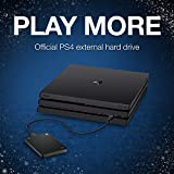 Seagate (STGD2000100) Game Drive for PS4 Systems