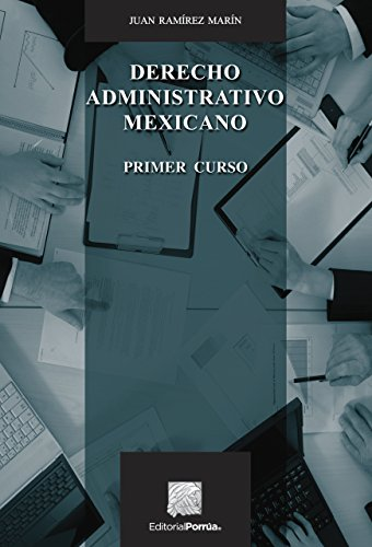 Derecho administrativo mexicano  PDF
