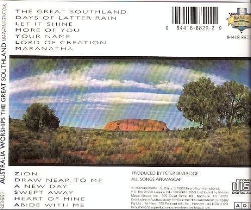 Australia Worships: The Great - Southland Australia