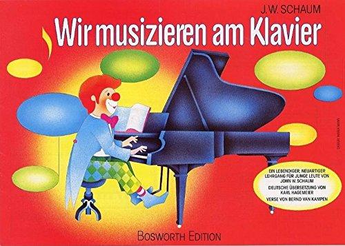 Wir Musizieren Am Klavier 1 Mit Schaum Tastenfinder Pdf Download John W Schaum Tensemove