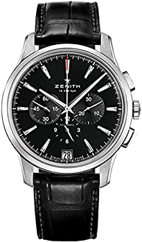Zenith 03-2110-400-22-C493 Captain Mens Chronograph Watch