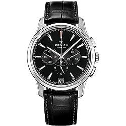 Zenith Captain Chronograph Men's Automatic Watch 03-2110-400-22-C493