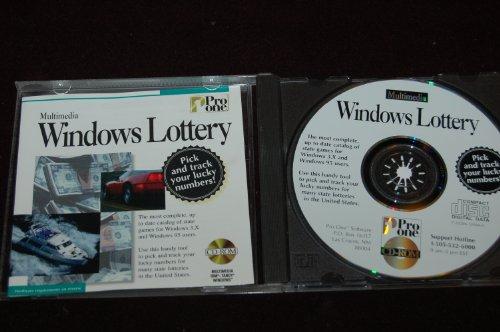 Windows Lottery Multimedia ProOne (Multimedia Software)