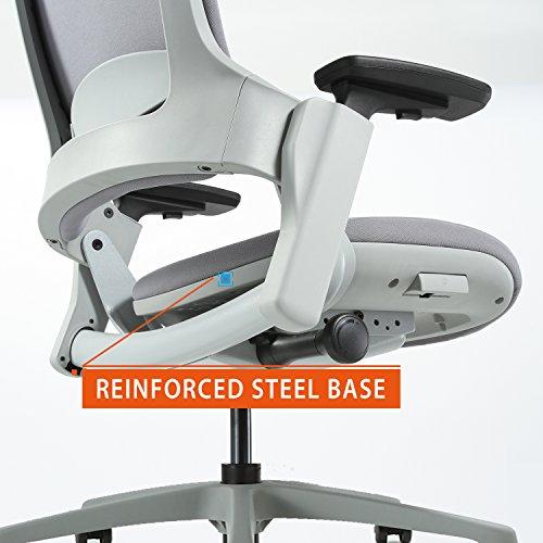 Ergonomic High Swivel Executive Chair With Adjustable