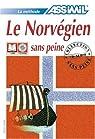 Le Norvégien sans Peine ; Livre + CD Audio (x4) par Liégaux Heide