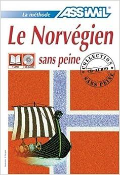Le Norvégien sans Peine ; Livre + CD Audio (x4)