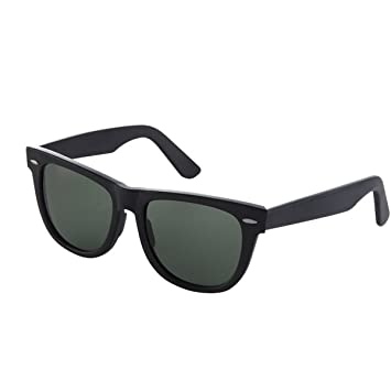Business Casual Sonnenbrillen Männer Influx Der Menschen Sonnenbrillen Box Gläser Retro Style Sonnenbrillen,Black