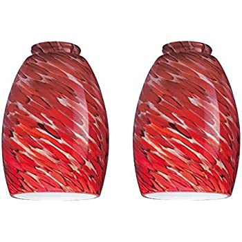 Westinghouse Lighting Corp 8141300 2 1 4 Inch Chili Glass