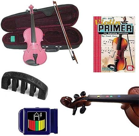 Aprender 2 Play, violín acústico Violín Violín (tamaño ...