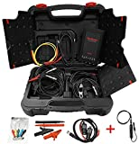Autel MaxiScope MP408 Blow Mold + Free MaxiVideo MV108 4 Channel Automotive Oscilloscope Advanced Kit Works for for MS908P/MS906BT/MS906TS/Elite