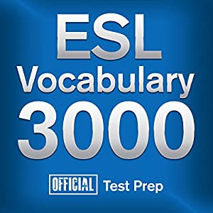 Official ESL Vocabulary 3000 Speech