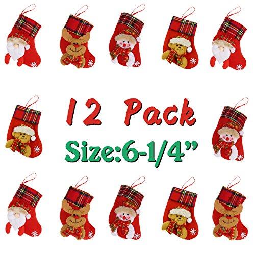 Solucky 12 Pack 6-1/4