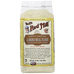 Amazon.com : Bobs Red Mill Flour Gf Almond Meal : Bob S