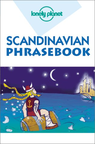 Lonely Planet Scandinavian Phrasebook