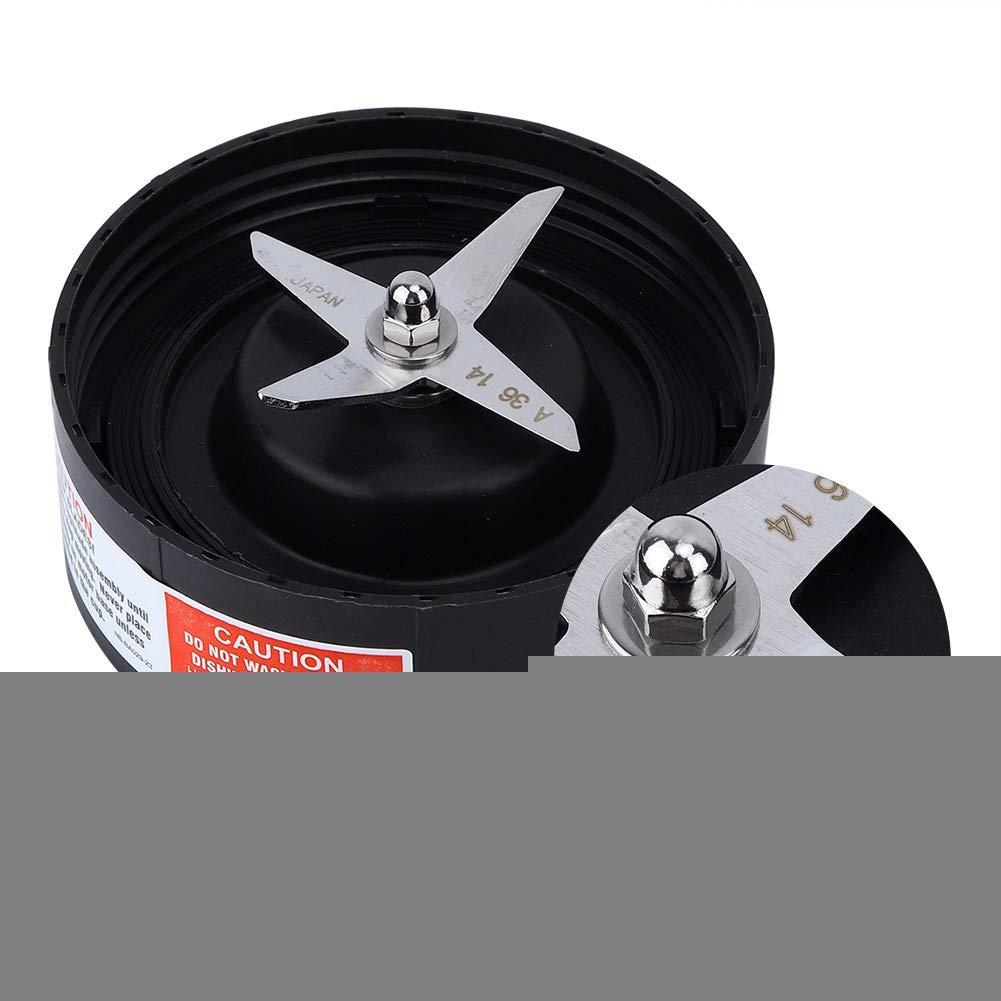 Cafopgrill Piezas de Repuesto de la Licuadora de 1 Pieza Extractor Piezas de Repuesto de la Licuadora de la Licuadora Piezas y Accesorios de Primera Calidad para Nutribullet Bullet RX 1700W