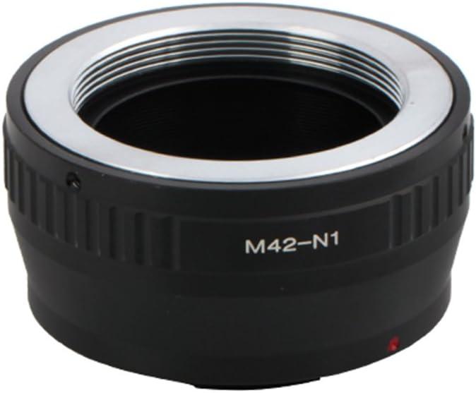 Pixco Lens Adapter Ring Suit for M42 Mount Lens to Nikon 1 Camera J5 J4 S2 V3 AW1 J3 J2 J1 V2 S1 V1
