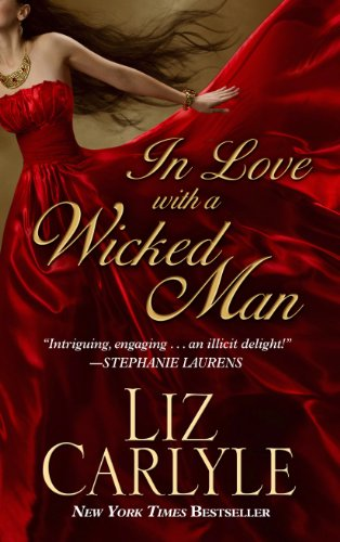 book cover of In Love With a Wicked Man