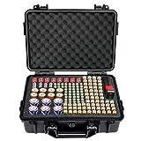SHBC Battery Organizer Storage Box with Battery