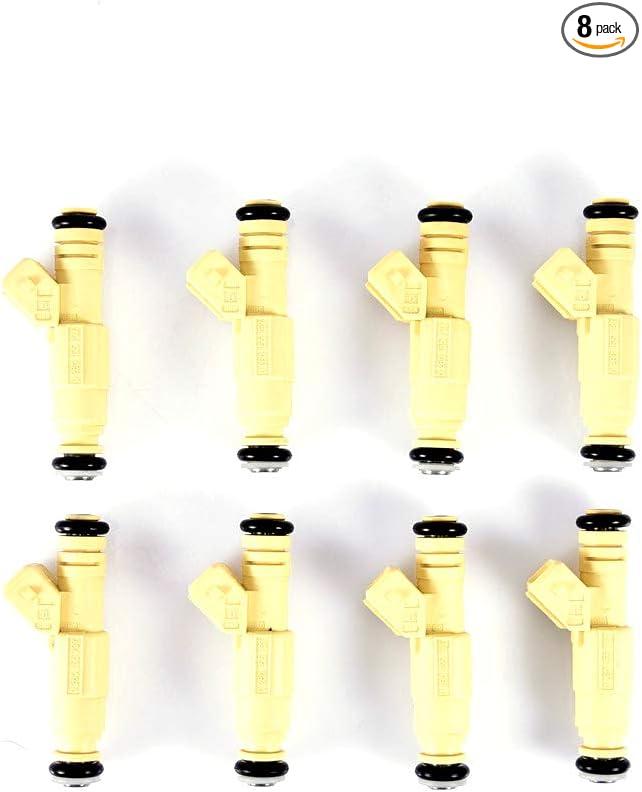 8 New Set 36lb Fuel Injectors For Ford GM V8 LS1 LT1 5.0L 5.7L 380cc