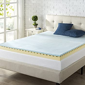 Amazon Com Soft Sleeper 5 5 Twin Size 4 Inch Thick Soft