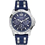 Guess - Montre homme Sport steel silicone (W0366G2) taille Taille unique cm