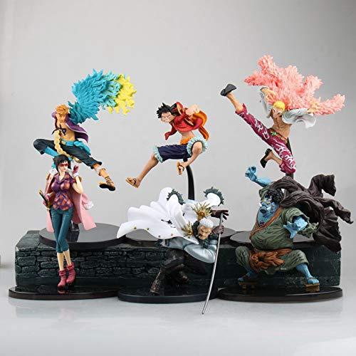 LYLLYL Spielzeug Statue Einteiler Einteiler Einteiler Spielzeug Modell Exquisite Anime Dekoration Dekoration Luffy Little Tang Toter Vogel Sehr Flach Smog Dasqi Modellspielzeug (Farbe   D) 2c5dc8