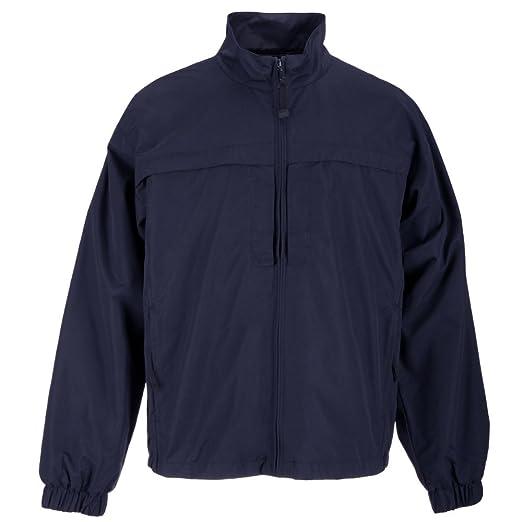 340ca815824e 5.11 Tactical Men s Response Half-Zip Pull-Over Lightweight Microfiber All  Weather Jacket