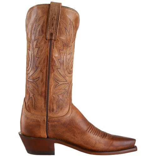 7550646d4b1 Lucchese 1883 Womens N4540.54 Boot: Amazon.co.uk: Shoes & Bags