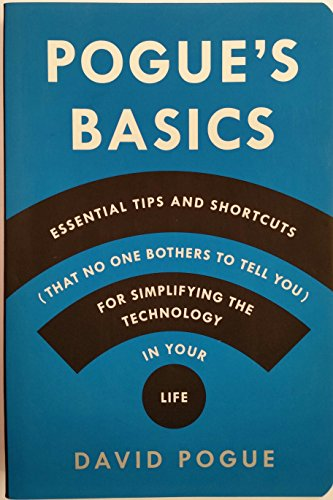 Price comparison product image POGUES BASICS : ESSENTIAL TIPS & SHORTCUTS THAT NO ONE BOTHERS TO TELL YOU