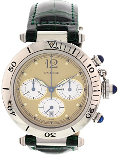 Cartier PASHA quartz mens Watch N/A (Certified Pre-owned)