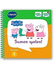 VTech - MagiBook Peppa Pig - Nederlands Gesproken - Voor Jongens en Meisjes - Van 2 tot 5 jaar - Educatief Speelgoed