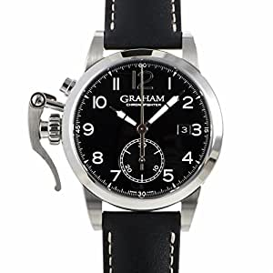 Graham Chronofighter automatic-self-wind mens Watch 2CXAS.B01A.L17S (Certified Pre-owned)