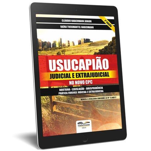 Usucapião Judicial e Extrajudicial no Novo CPC - PDF Interativo