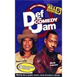 Def Comedy Jam More All Sta