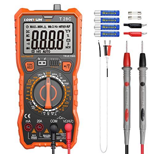 LOMVUM Digital Multimeter 6000